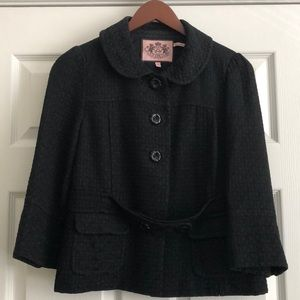 Black Juicy Couture Jacket